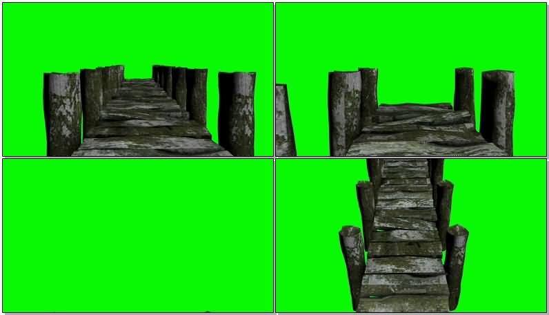 绿屏抠像简易的木桥.jpg