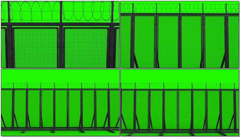 绿屏抠像铁丝网栅栏.jpg