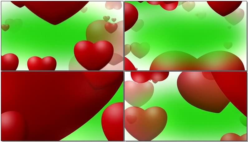 绿屏抠像飘浮的红色爱心.jpg