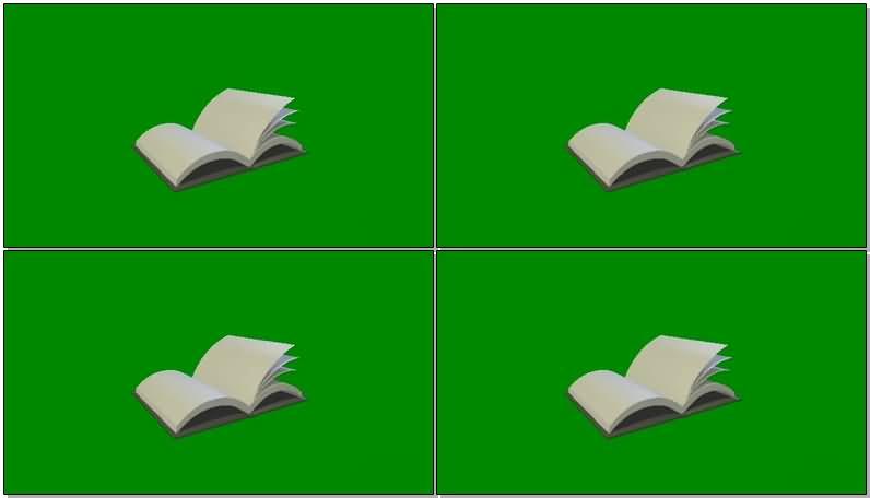 绿屏抠像翻页的书本.jpg