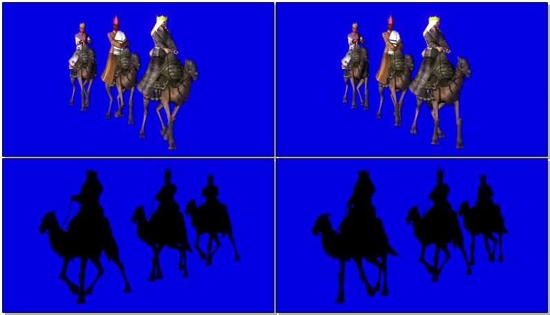 绿屏抠像骑骆驼的国王.jpg