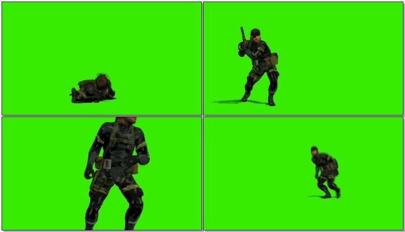 绿屏抠像战斗的特种兵.jpg