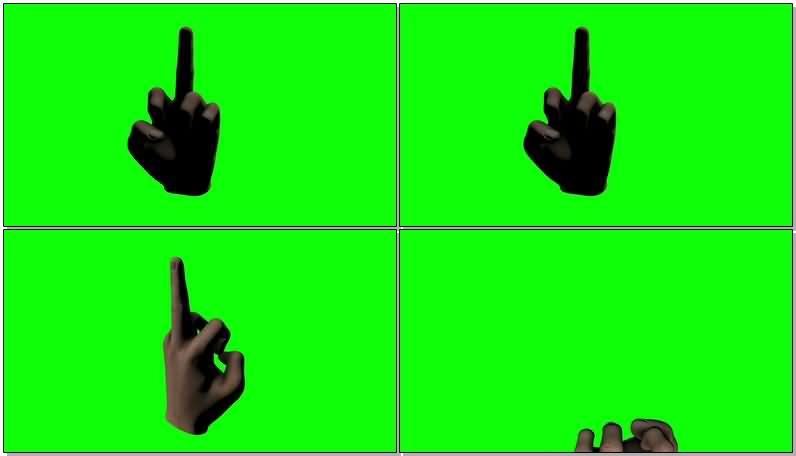 绿屏抠像竖中指手势.jpg
