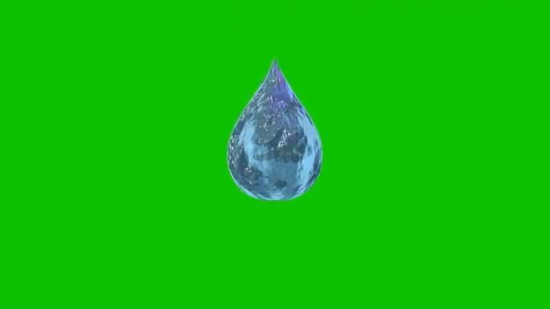 绿屏抠像下落的水滴.jpg