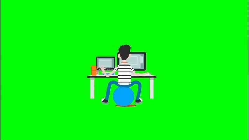 绿屏抠像玩电脑的程序员.jpg