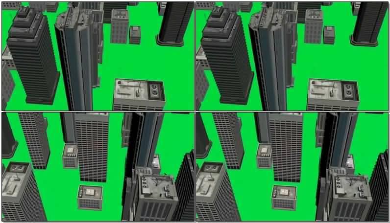 绿屏抠像俯瞰高楼大厦.jpg