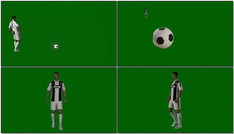 绿屏抠像足球运动员C罗.jpg