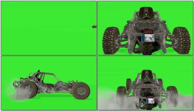绿屏抠像行驶的沙漠赛车.jpg