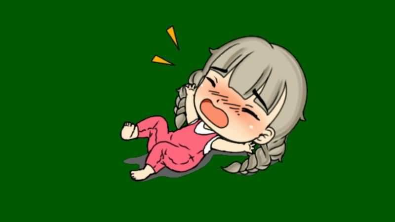 绿屏抠像哭闹撒娇的小女孩.jpg
