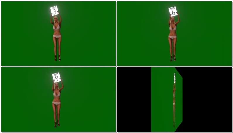 绿屏抠像拳击比赛举牌美女.jpg