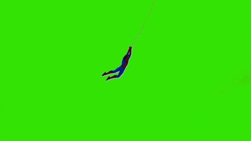 绿屏抠像空中飞行的蜘蛛侠.jpg