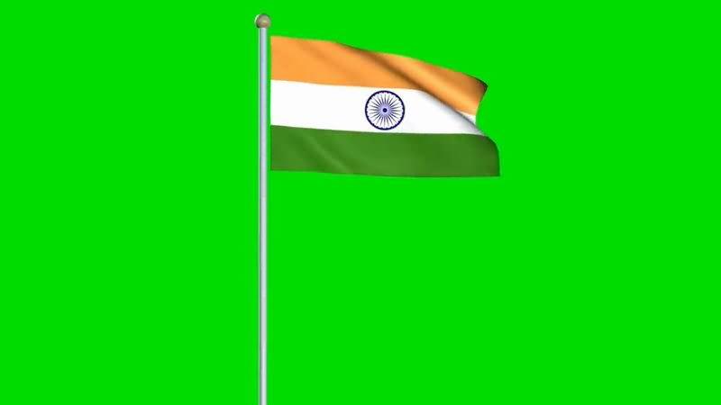 绿屏抠像印度国旗.jpg