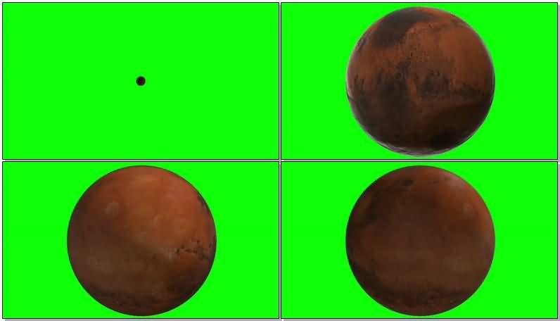 [4K]绿屏抠像旋转的火星.jpg