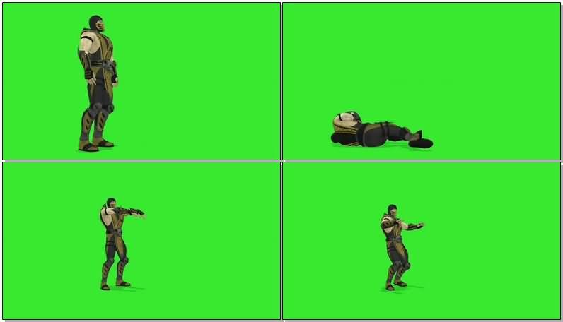 绿屏抠像真人快打人物蝎子.jpg