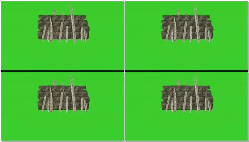 绿屏抠像劈柴木材堆.jpg