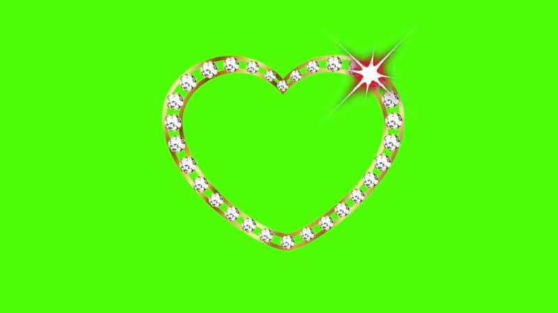 绿屏抠像爱心钻石.jpg