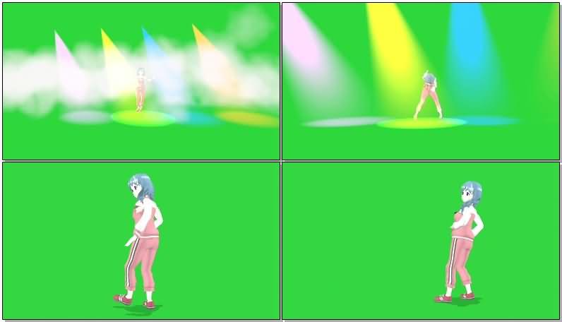 绿屏抠像跳舞的女孩.jpg