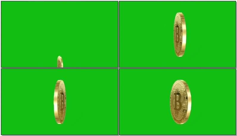 绿屏抠像比特币金币.jpg