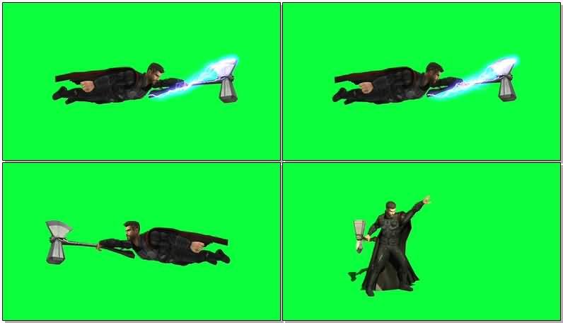 绿屏抠像飞行的雷神.jpg
