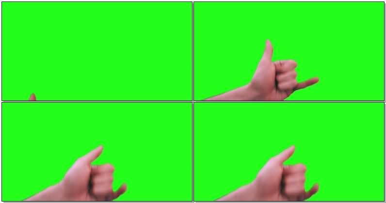 绿屏抠像666手势.jpg