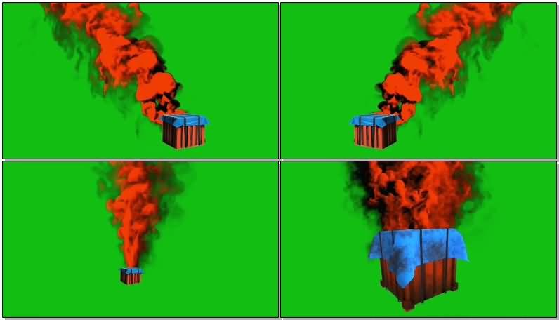 绿屏抠像着火的补给箱.jpg