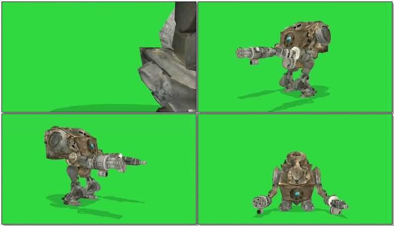 绿屏抠像战斗的铁甲机器人.jpg