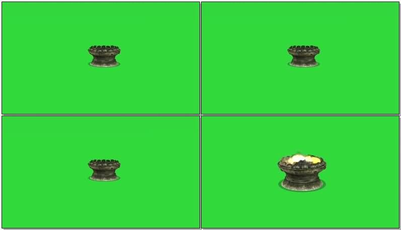绿屏抠像燃烧的火盆.jpg