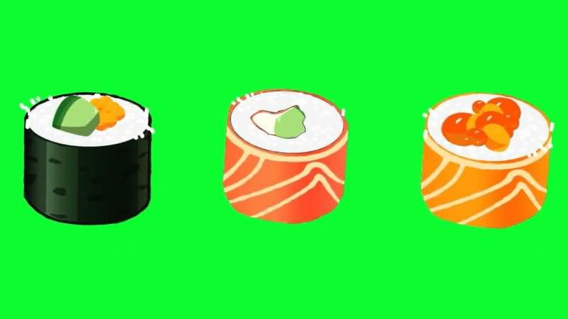 绿屏抠像卡通寿司拉面.jpg