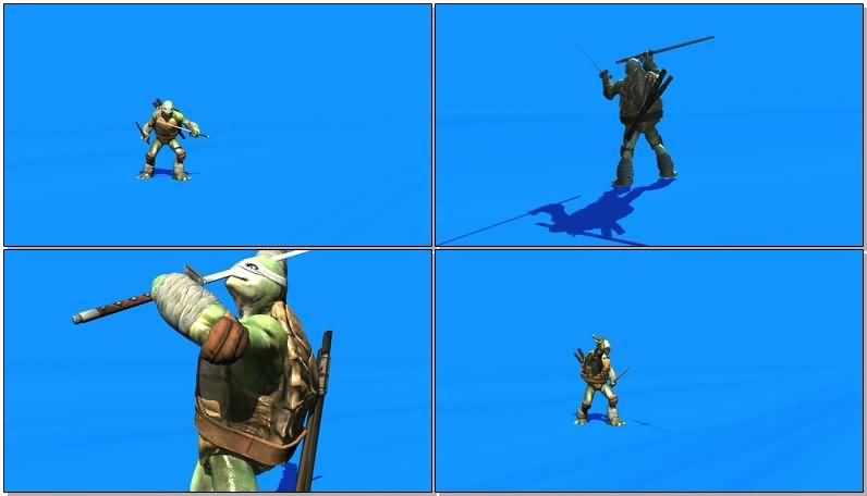 绿屏抠像忍者神龟达芬奇.jpg