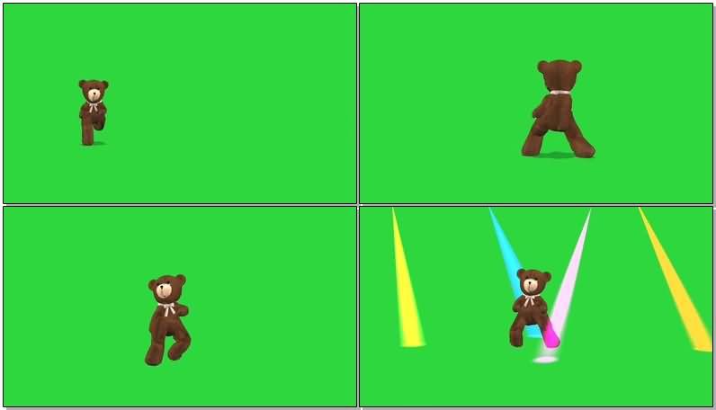 绿屏抠像可爱玩具熊.jpg
