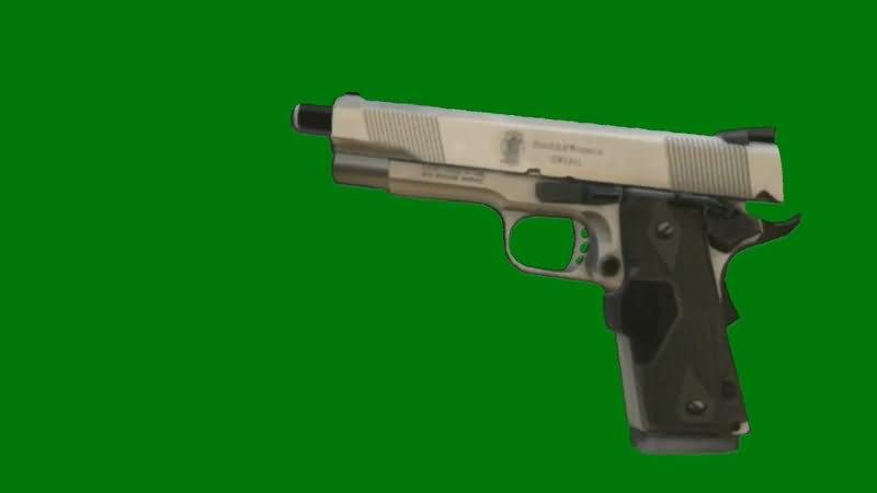 绿屏抠像手枪射击.jpg