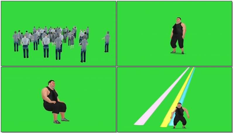 绿屏抠像加油的胖子.jpg