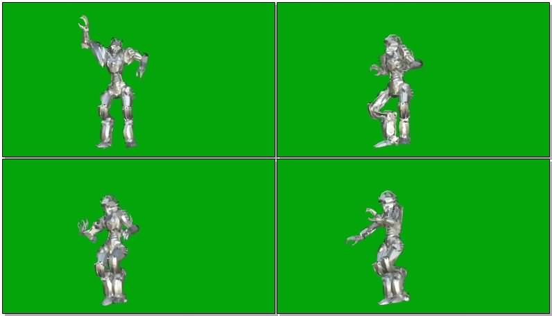 绿屏抠像跳舞的机器人.jpg