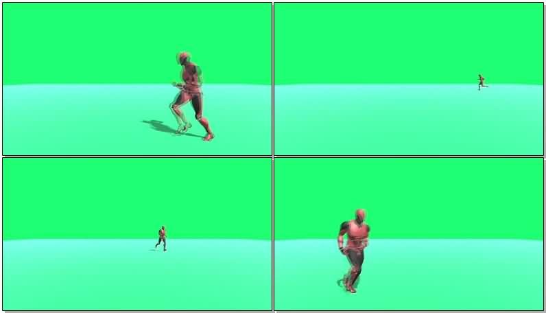 绿屏抠像奔跑的机器人.jpg