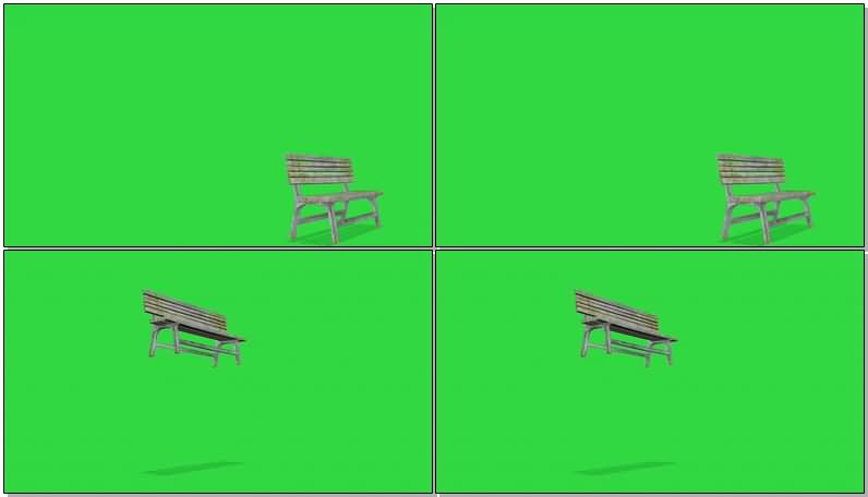 绿屏抠像公园木制长椅.jpg
