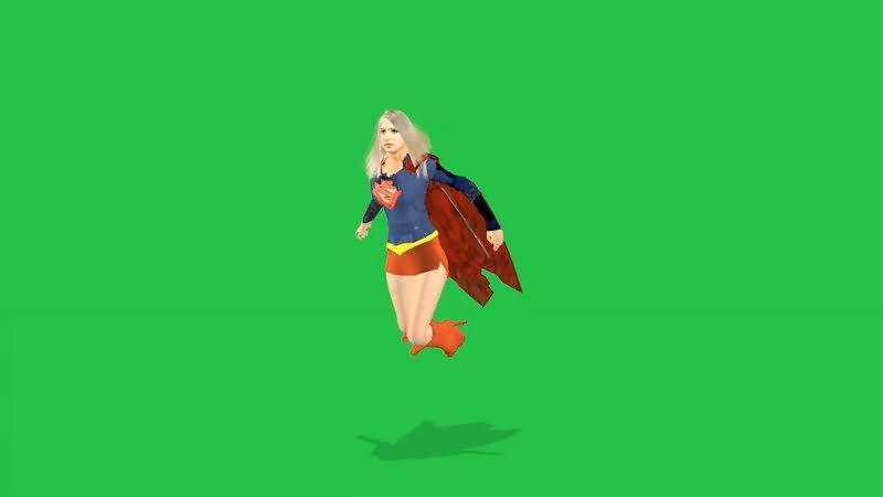 绿屏抠像女超人.jpg