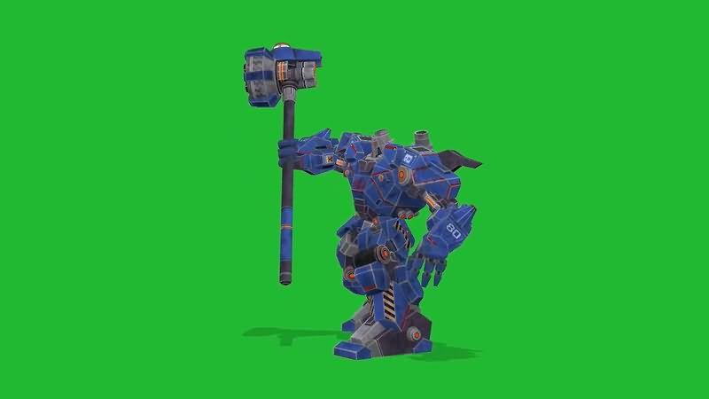 绿屏抠像大锤机器人.jpg