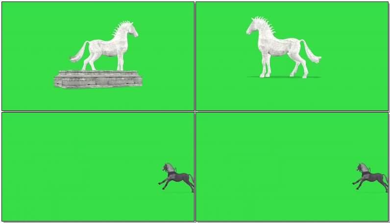 绿屏抠像雕塑白马.jpg