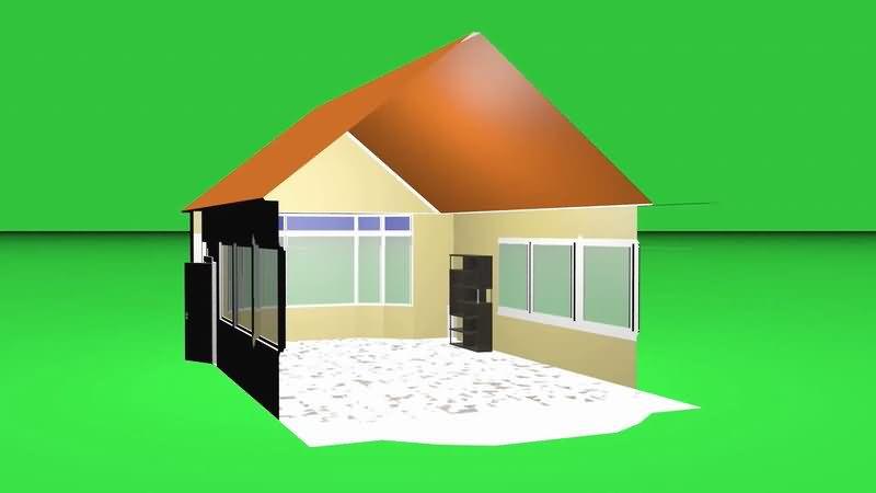 绿屏抠像立体框架房屋.jpg