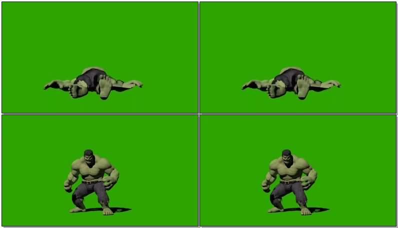 绿屏抠像发怒的绿巨人浩克.jpg