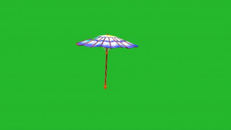 绿屏抠像花伞.jpg