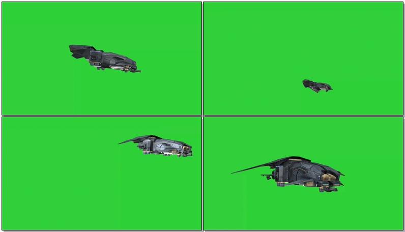 绿屏抠像太空飞船飞行器.jpg