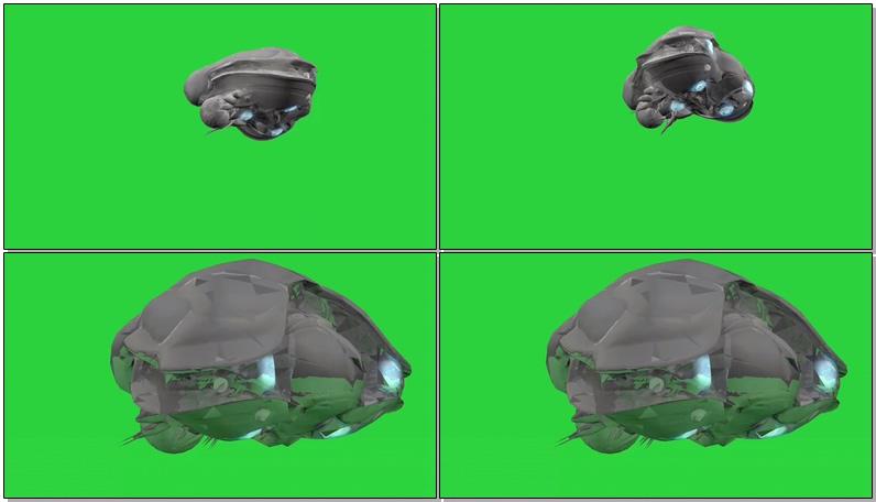 绿屏抠像外星飞行器飞船.jpg