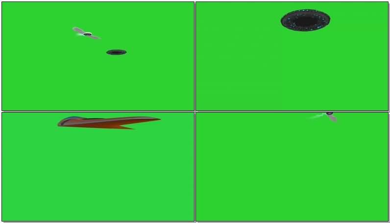 绿屏抠像外星UFO飞碟.jpg