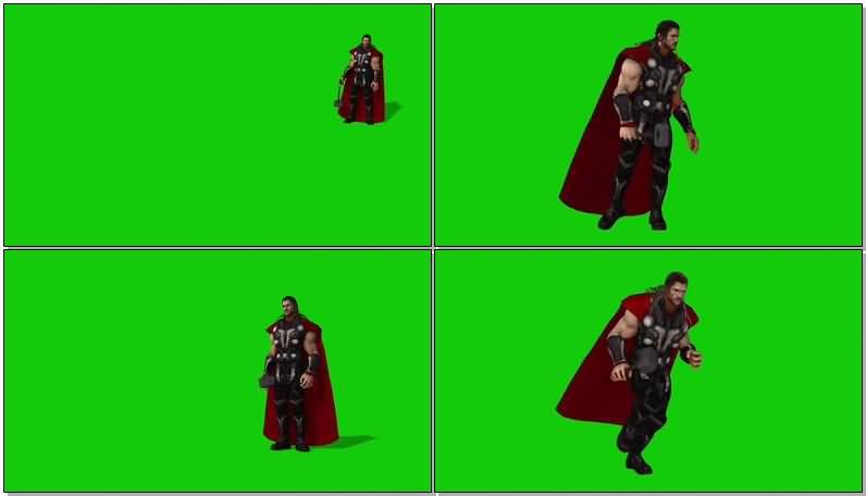 绿屏抠像战斗的雷神托尔.jpg