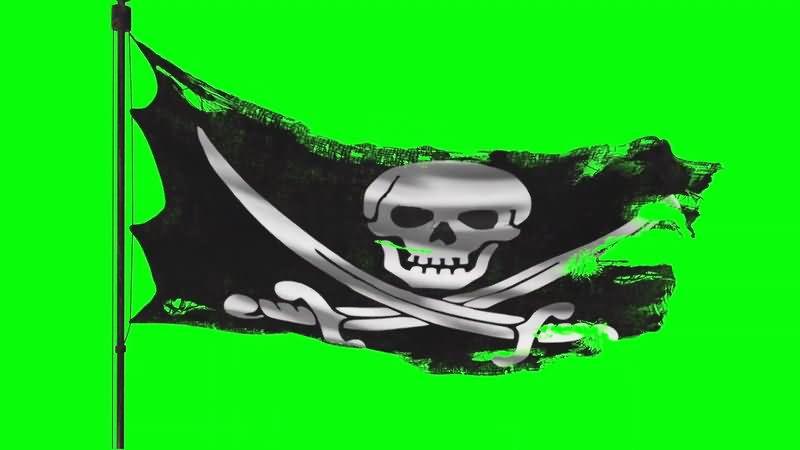 绿屏抠像海盗骷髅旗.jpg