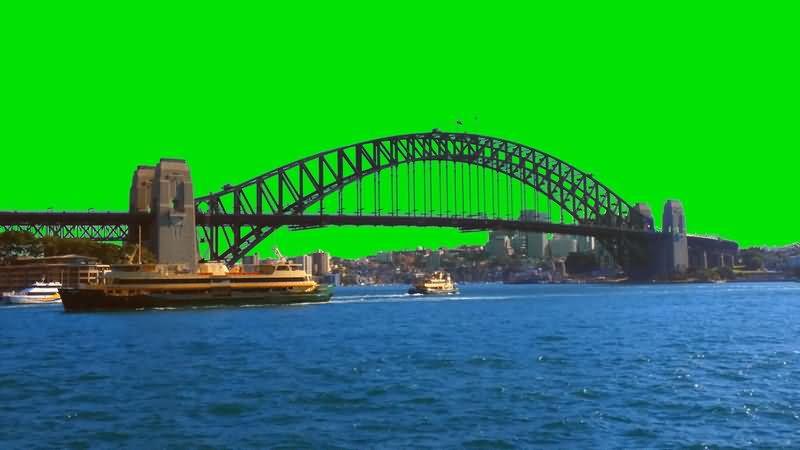 [4K]绿屏抠像城市中的跨海大桥.jpg
