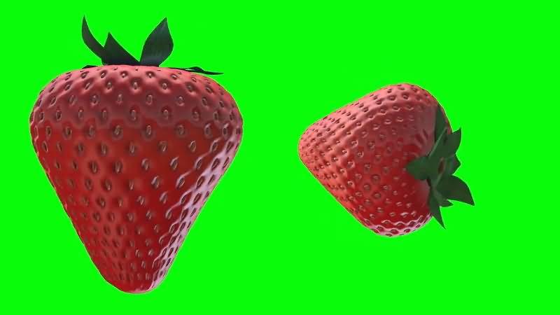 绿屏抠像草莓.jpg