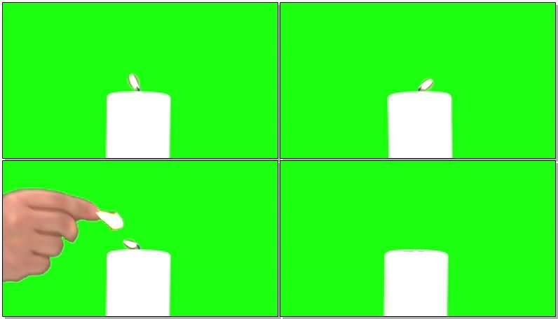 绿屏抠像燃烧的白烛.jpg