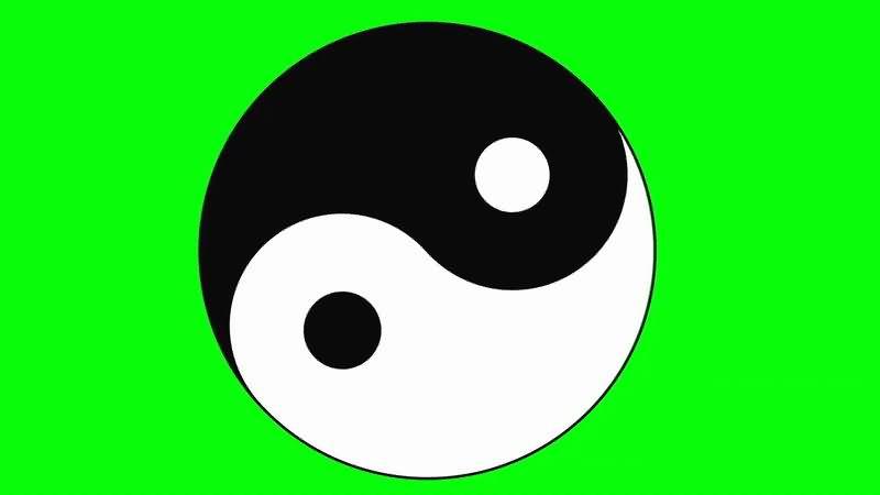 绿屏抠像旋转的太极图.jpg